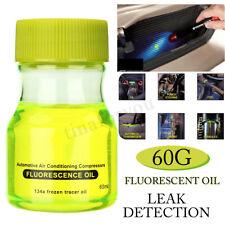 60g Green Fluorescent Oil Leak Detection Leak Test UV Dye for Car A/C Pipeline