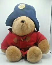 "Vintage Paddington Bear 24"" Tall 30th Anniversary Eden Toys"