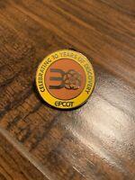 Walt Disney World EPCOT 30th Anniversary Pin - 2012