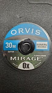 Orvis Mirage Tippet Material Various Sizes
