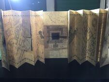 Mappa Del Malandrino Harry Potter Replica Misure 26x120