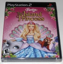 Barbie as The Island Princess (PlayStation 2) ..NEW~ SealED!!