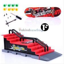 Skate Park Ramp Parts for Tech Deck Finger Board Fingerboard Ultimate Parks  F
