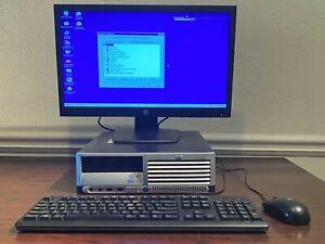 Windows 98SE Pentium 4 PC, 3.00Ghz CPU,80GB HD, 512GB RAM, Creative Sound Card