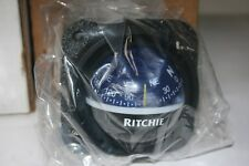 Ritchie V-537B Explorer Compass - Bulkhead Mount Blue Dial Sailboat Yacht Boat