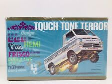 Touch Tone Terror Dodge Pick-up Truck 1/25 Scale Model Kit Sealed Vintage