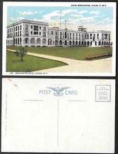 Old Panama Postcard - Washington Hotel