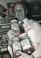 1978 Dick Reynolds Essendon LARGE  Black & white Press photo Bombers 2