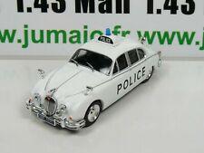 PM4 1/43 IST déagostini Police du Monde :  Jaguar MkII Police UK