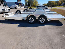 2019 Sundowner 18' All Aluminum Open Car Trailer with Spare