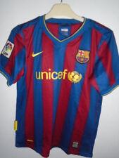 Barcelona 2009 2010 Home Camisa grande de la Juventud 12/13 años