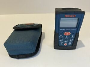 Bosch DLR130 Digital Laser Distance Measurerwith Carry Pouch