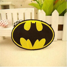 BATMAN LOGO,DC COMICS Embroidery Iron On Applique Patch