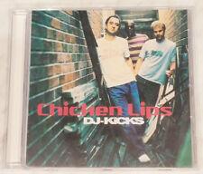 Chicken Lips by DJ Kicks - Advance CD - 21 Tracks - Made in France