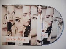 JULIETTE KATZ : TOUT LE MONDE ♦ CD SINGLE PORT GRATUIT ♦