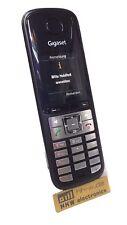 Siemens Gigaset s810 parte mobile s810a s790 s795 sx810 sx810a nero come nuovo!!!