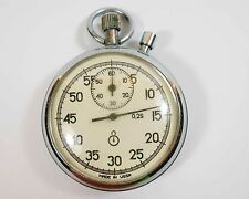 AGAT Russian USSR mechanical STOP WATCH 16 JEWELS (a08)