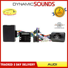 Ctsad005. 2 Dirección Control Adaptador con Cable UTP para Audi A6 2004-2011