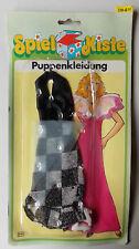 """Vintage - BARBIE CLONE Muñeca outfit- Vestidos de caja juguete - 11,5"""""""