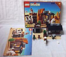LEGO® Set:6755 -Western- Sheriff's Lock-Up + OBA/OVP(Box)/Komplett/Guter Zustand
