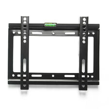 "Plasma LED LCD TV Wall Mount Bracket 14 17 19 20 22 24 26 28 30 32"" Inch VESA uk"
