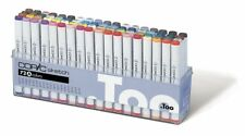 New Copic Marker Sketch 72 Pieces Set A - Artist Markers Anime Comic - Fast Ship