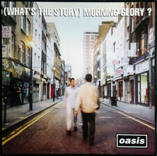OASIS - What's The Story Morning Glory? 2 x LP Vinyl Album DL Wonderwall RECORD