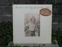 Paul Simon - still crazy after all these years - 1975 vinyl record LP - CBS