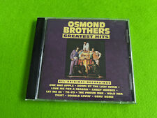Osmond Brothers Greatest Hits 1992 CD Album Crazy Horses Love me for a reason