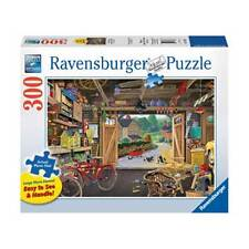 Ravensburger - Grandpa's Garage Large Format Puzzle 300 pieces NEW jigsaw