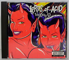 Voodoo-U (Parental Advisory) by Lords of Acid (CD, 2003, Antler-Subway)