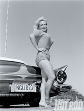"Virginia Bell Hot Rod Mag 11 x 14""  Photo Print"