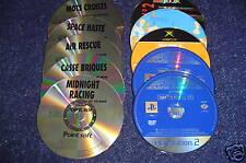 JEUX VIDEO POUR PC & CONSOLES....Lot de 10
