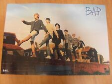 B.A.P - Unplugged 2014 (Ver. A) [OFFICIAL] POSTER *NEW* K-POP BAP