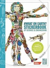 The What on Earth? Stickerbook of Science: Build your own stickerbook timeline o