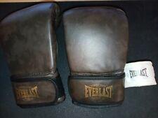 """Everlast Mma Training Gloves/Hand Wrap 120"""" Hvy Bag Component Kit Vtg Style Logo"""