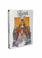 Labyrinth 30th Anniversary 2 Disc Steelbook - 4k Ultra HD and Blu-ray 2016