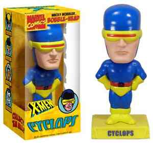 Marvel CYCLOPS bobble-head 15cm Funko