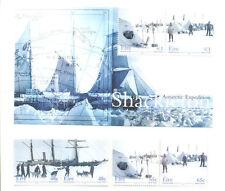 Ships, Boats Sheet Irish Stamps