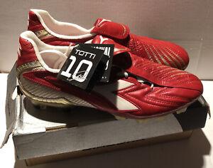 2010 Rare Diadora MAXIMUS RTX 14 N, NEW , Authentic Totti AS Roma