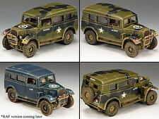 KING & COUNTRY D DAY DD174 U.S. HUMBER HEAVY UTILITY TRUCK MIB