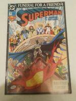 Superman #76 February 1993 DC Comics Jurgens Breeding