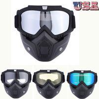 Winter Snow Sport Goggles Ski Snowboard Snowmobile Face Mask Glasses Eyewear US