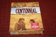 Centennial (DVD, 2008, 6-Disc Set) *Brand New Sealed*