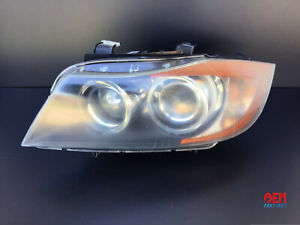 2006 2007 2008 BMW 3 Series 325i 328i 330i 335i Driver LH Xenon HID Headlight