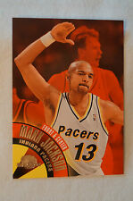 NBA CARD - Skybox - Front & Center Series - Mark Jackson - Indiana Pacers