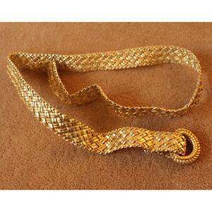 Gold Decorative Belt