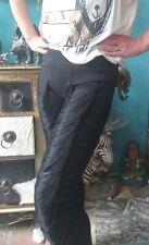 Sass & Bide DONT TURN AROUND Draped  Fringing Leggings Pants RRP $550 sz 40 10