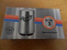 New listing Orenator Automatic Stainless Steel Beer Opener 3 Pack