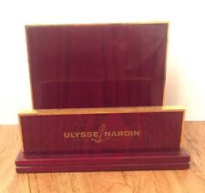 Ulysse Nardin Magazine/Book Rack